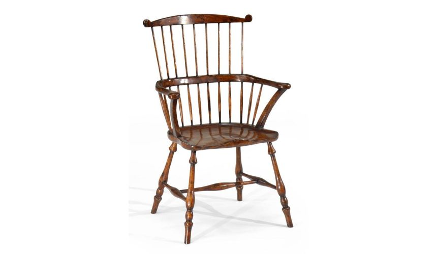 Dining Chairs Home Furnishings High End Dinning Windsor Arm Chair
