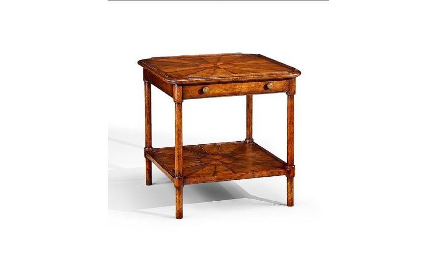 Square & Rectangular Side Tables Luxury Furniture Side Table