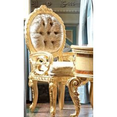 1 Empire style dining chair from our exclusive empire collection.