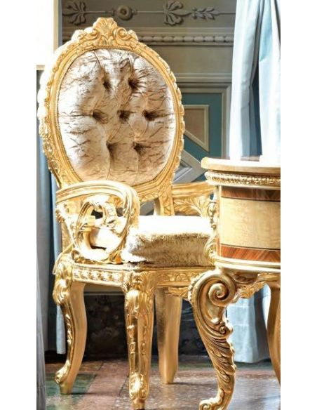 Dining Chairs 1 Empire style dining chair from our exclusive empire collection.