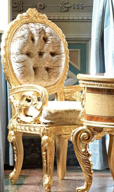 1 Empire Style Dining Chair From Our Exclusive Collection