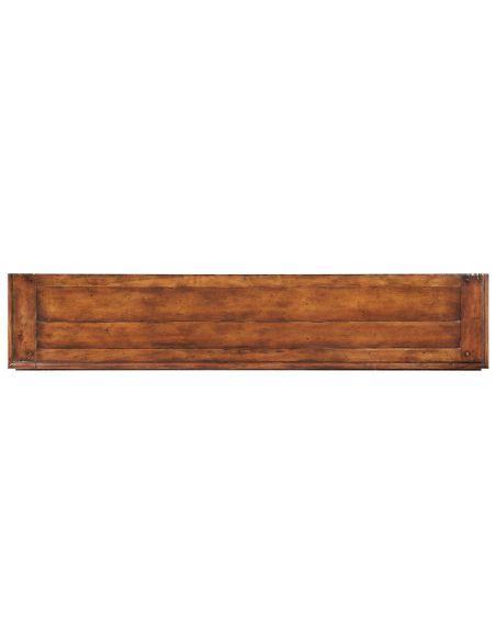 Console & Sofa Tables Walnut Country Sofa Table-18