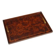 Home Accessories luxurious home accents and rectangular Patchwork Tray