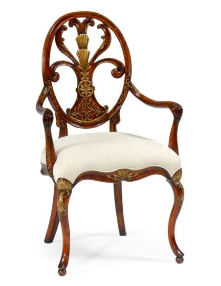 Dining Chairs Quality Sofa Leather And Upholstered Furniture Arm Chair
