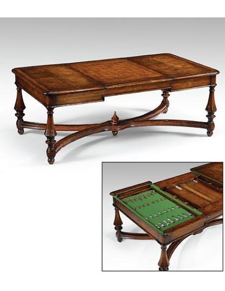 Coffee Tables Rectangular Coffee Game Tables High End Furniture