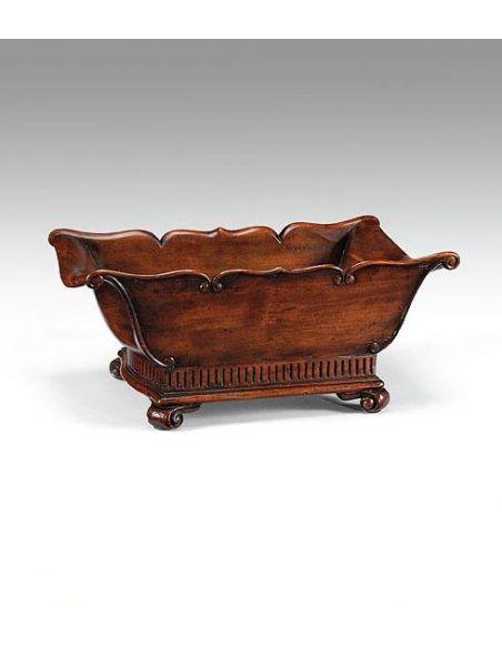 Decorative Accessories Home Accessories Mahogany Planter