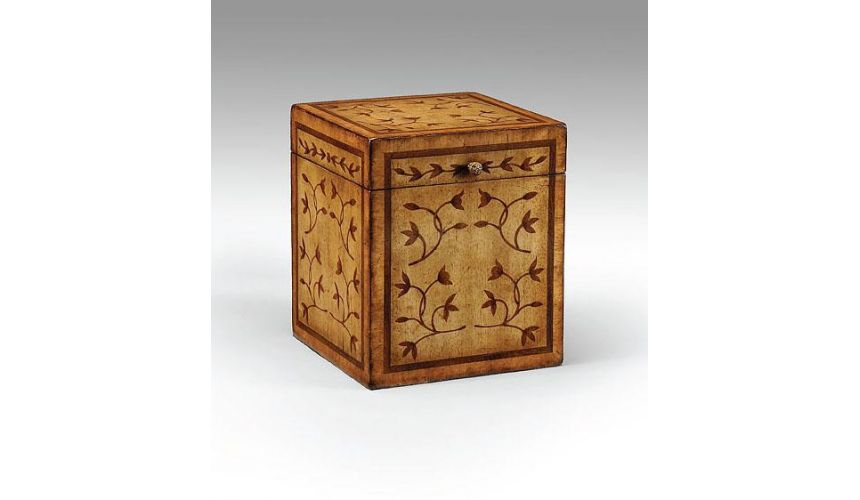 Decorative Accessories Luxurious home Marquetry Box