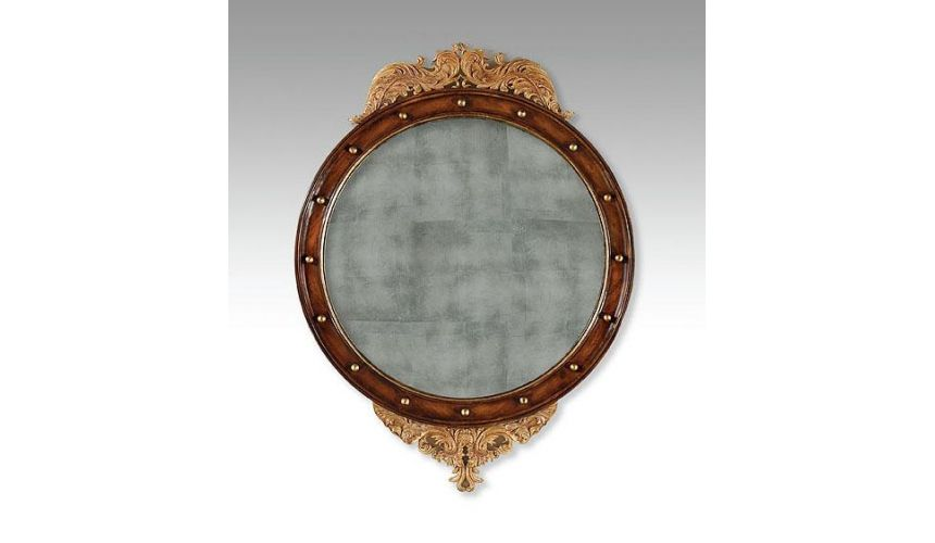 Mirrors, Screens, Decrative Pannels Mirrors Screens & Wall Panels Convex Gilded Mirror