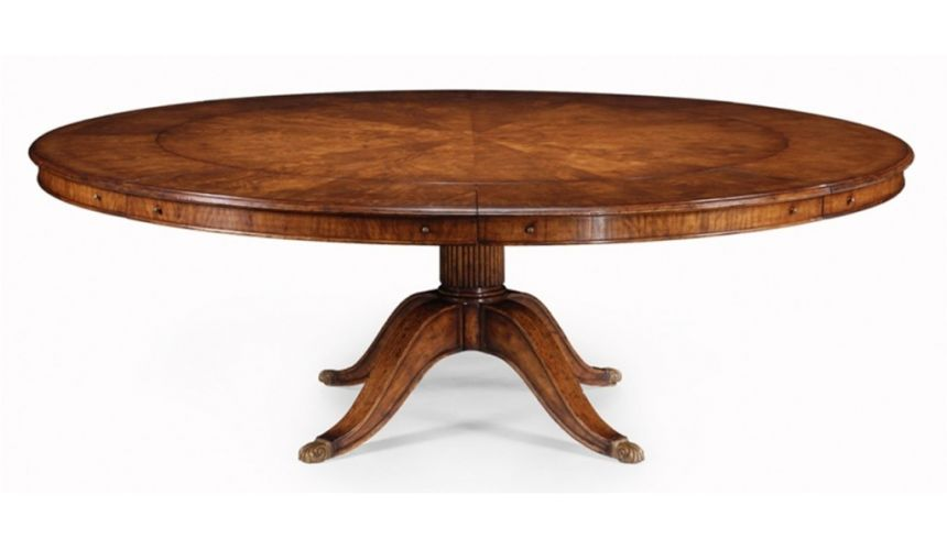 Dining Tables High End Dining Room Furniture Walnut Dining Table