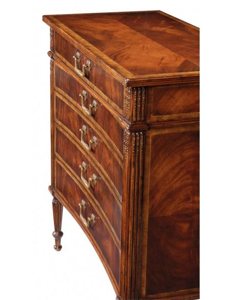 Chest of Drawers Chest Of Drawers Mahogany Night Stand