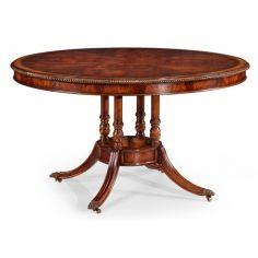 Foyer & Center Tables Mahogany Center Table