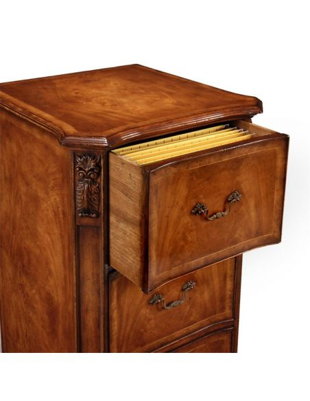 Decorative Accessories Three Drawer Filing Cabinet Home Accessories