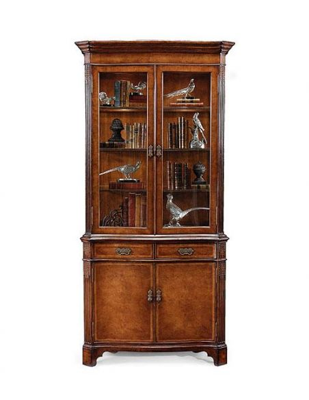 Breakfronts & China Cabinets Display Cabinets & Armoires Cabinet China Cabinet