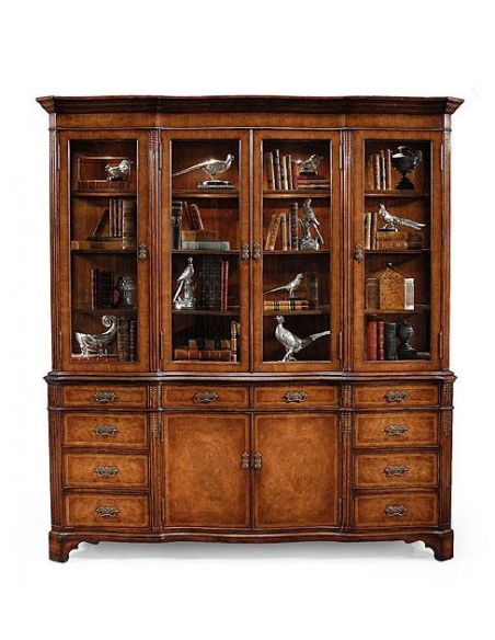 Breakfronts & China Cabinets Display Cabinets & Armoires China Cabinet