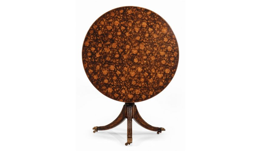 Dining Tables Dining Tables Furniture Floral Pedestal Table