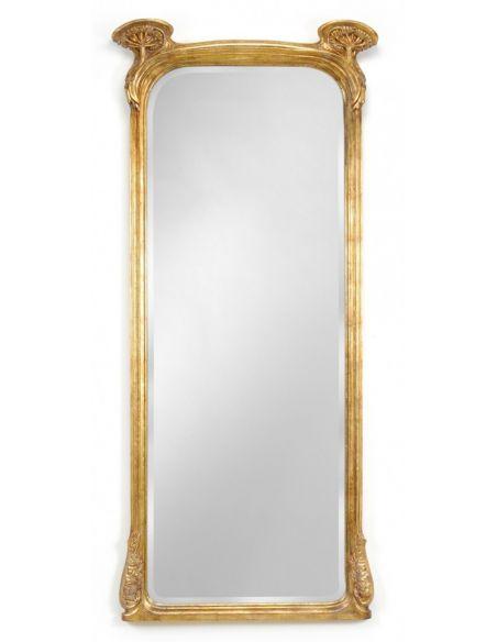 Full Length Art Nouveau Mirror-82