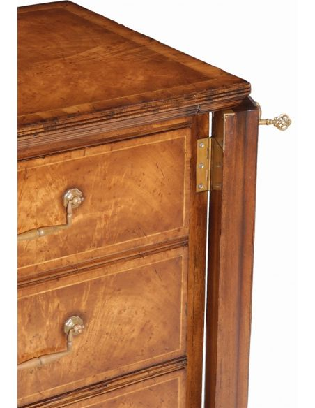 Furniture Three & Half Drawer Filling Cabinet