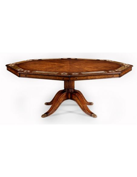 Dining Tables Furniture high end dining game table.