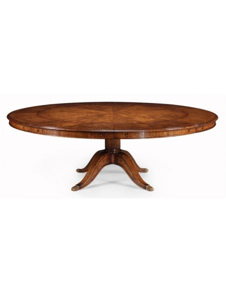 Furniture high end dining game table.