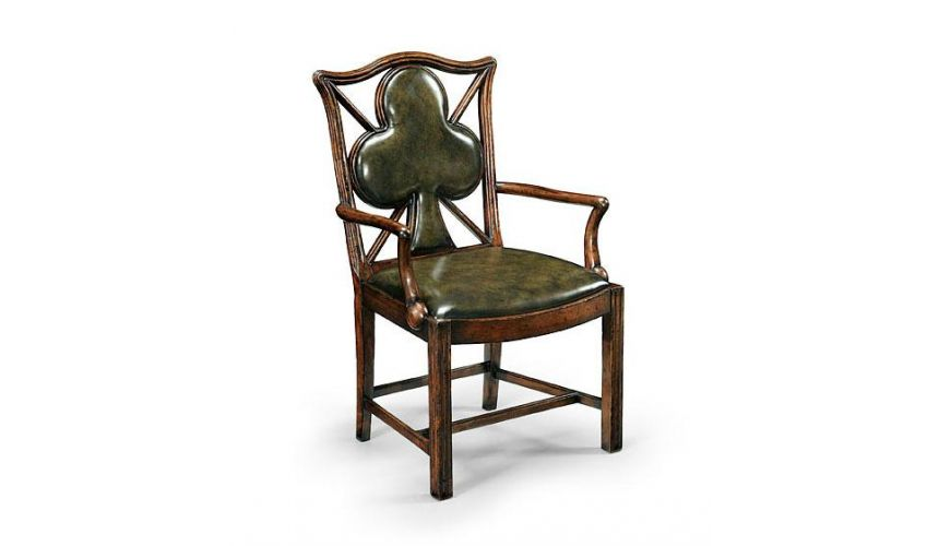 High End Dinning Club Arm Chair