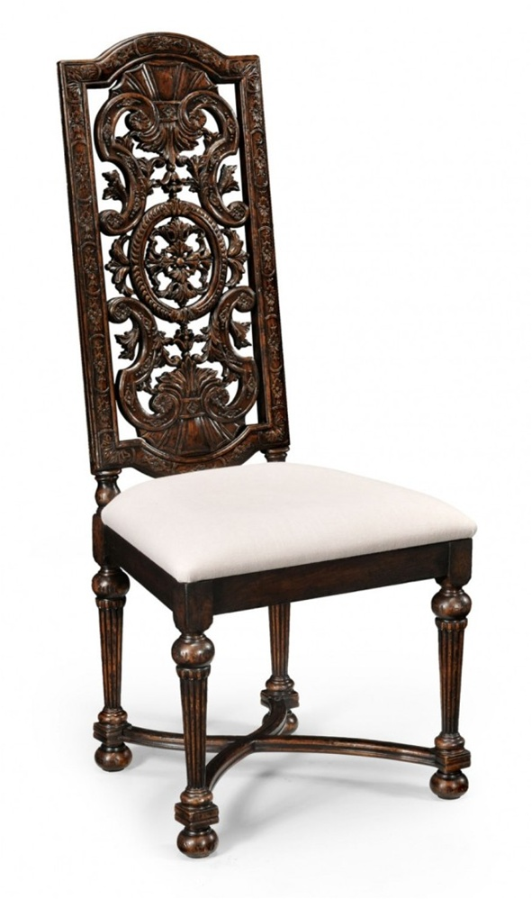 Dining Table furniture High Carved Oak Arm Chair : dining table furniture high carved oak arm chair from bernadettelivingston.com size 591 x 998 jpeg 130kB