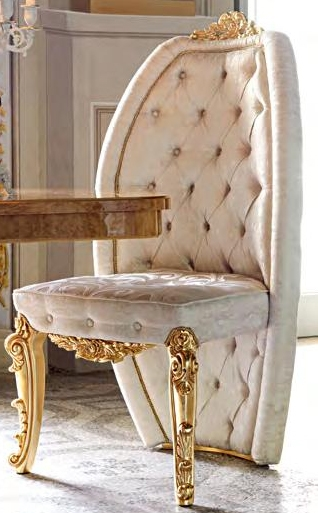 Nice Dining Chairs Royal Tufted Dining Chair