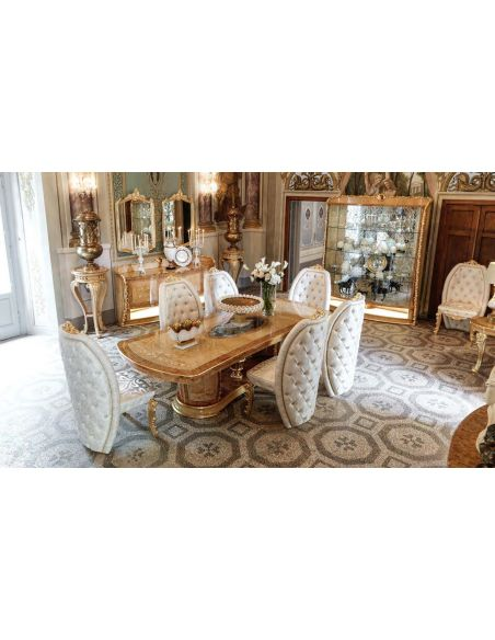 Dining Chairs Royal Tufted Dining Chair