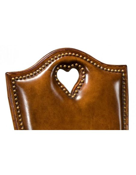 Dining Chairs High End game Heart Side Chair