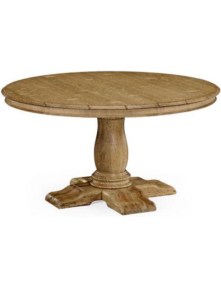 Dining Tables French Country oak dining table