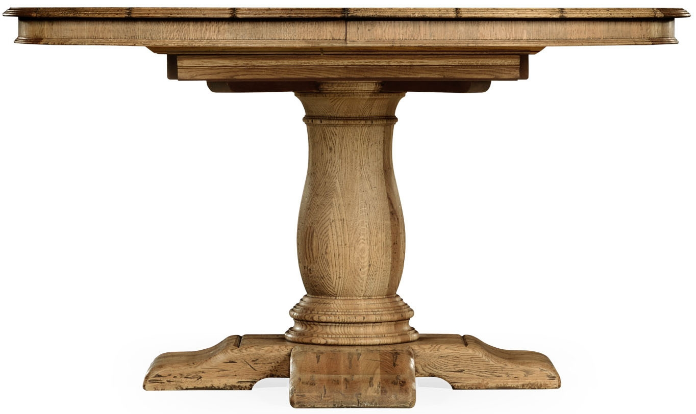 French country oak dining table for French country dining table