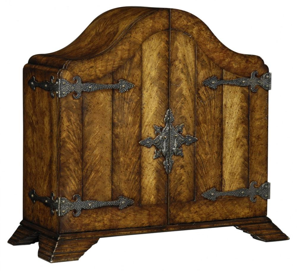 Fine Furniture Display Humidor Cabinet
