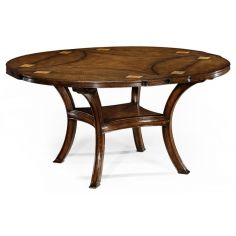 Round To Square Extending Table