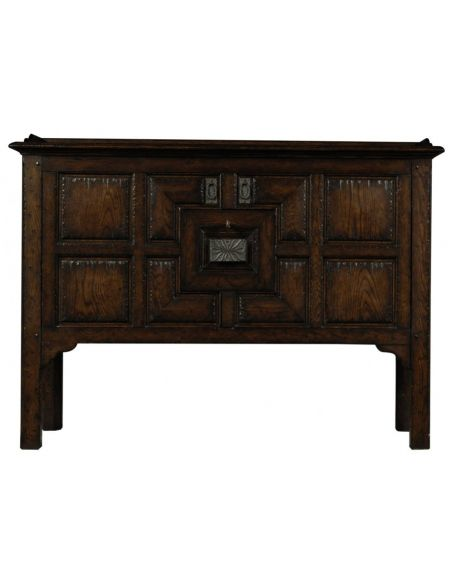 Breakfronts & China Cabinets Fine Furniture Display cabinet in Oak