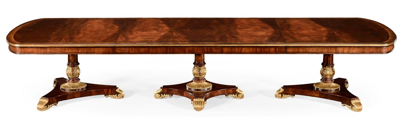 High end dining room furniture dining table 202 for High side table
