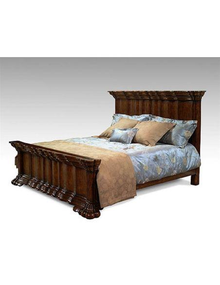 LUXURY BEDROOM FURNITURE Bedroom furniture - luxury bedroom sets-Queen