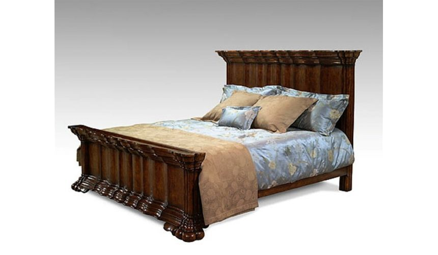 BEDS - Queen, King & California King Sizes Bedroom furniture - luxury bedroom sets