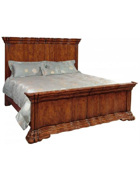 BEDS - Queen, King & California King Sizes Bedroom furniture - luxury bedroom sets
