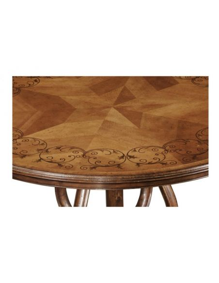 Foyer and Center Tables Luxury furniture Round Foyer & Center Table