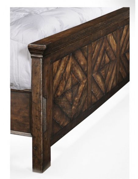 BEDS - Queen, King & California King Sizes Luxury Bedrooms Furniture - US King Size Bed