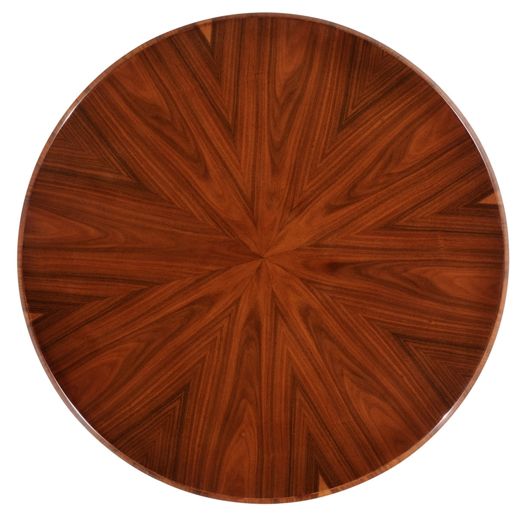 Round Oval Side Tables Art Deco Living Room 13