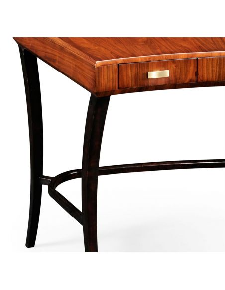 Square & Rectangular Side Tables Antique Writing Desk-36