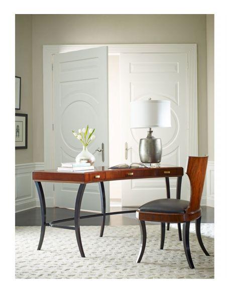 Square & Rectangular Side Tables Upholstered Living Room Desk Chair-37