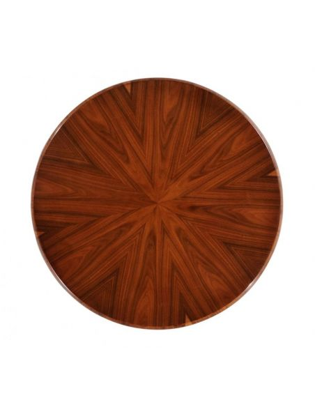 Round & Oval Side Tables High Quality Furniture Round Side Table-85