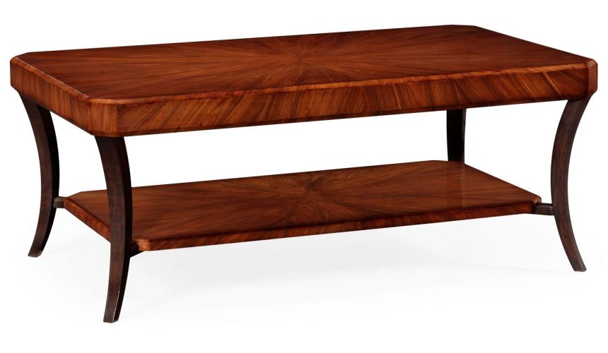 Rectangular and Square Coffee Tables Antique Rectangular Coffee Table-86