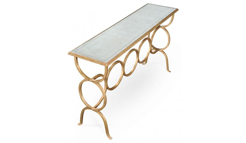 Console & Sofa Tables Narrow Console Table