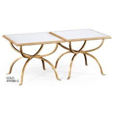 Contemporary Hand Painted Coffee Table-80