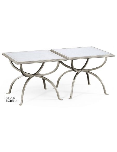 Coffee Tables Contemporary Hand Painted Coffee Table-80