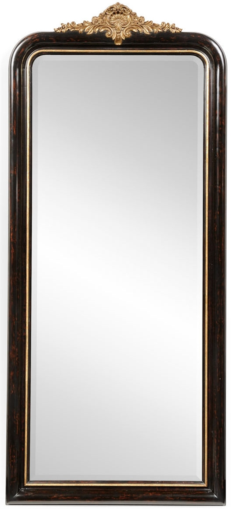 French style full length mirror for French house of high fashion