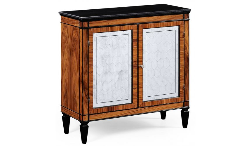 Breakfronts & China Cabinets Neo Classically Side Cabinet-85