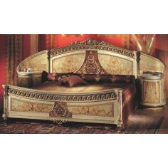 Upscale master bed from our exclusive presidential collection